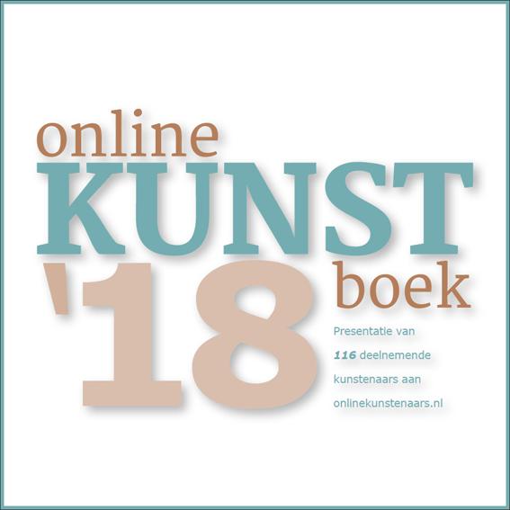Afbeelding onlinekunstboek 2018.